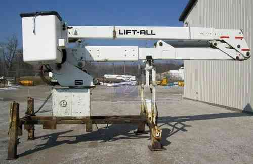 Lift Lift-All LOM-42-1S (Used) SOLD