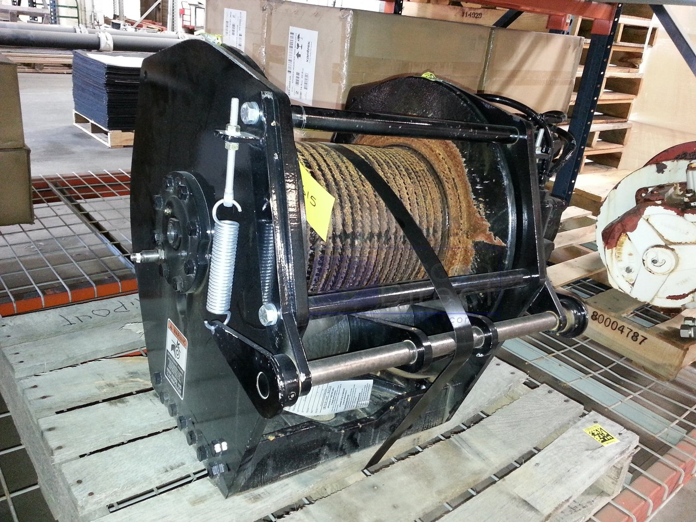 Winch Planetary Hoist Braden PD15B 2 Speeds - Like New!!!