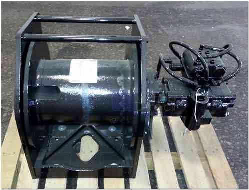 Winch Hoist Braden PD15B 15K lb. 2 Speed (Remanufactured) - Like New