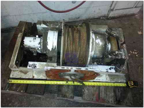Winch Recovery DP 20K lb. (Used)