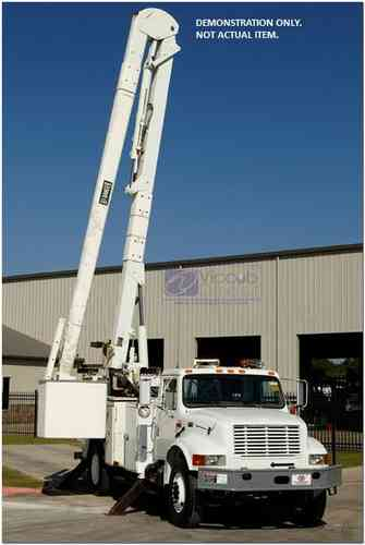 Lift Hi-Ranger 5TC (Used) SOLD