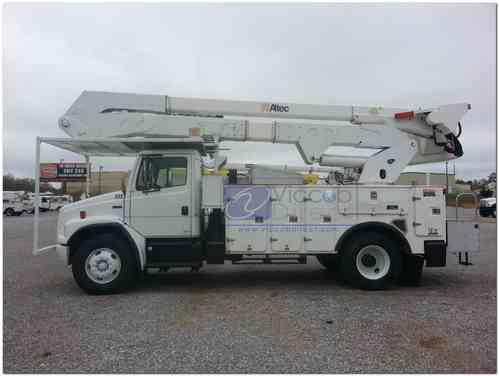 Bucket Truck with Lift Altec A55E-OC (Used) SOLD