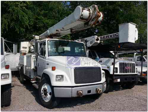 Bucket Truck with Lift Altec AM855-MH (Used) *SOLD*