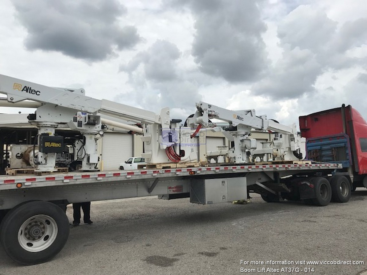 Lift Altec At37g For Sale Hydraulic Diagram Wiring