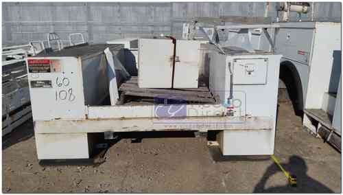 "Utility Service Body CA 60"" Dually (Used)"