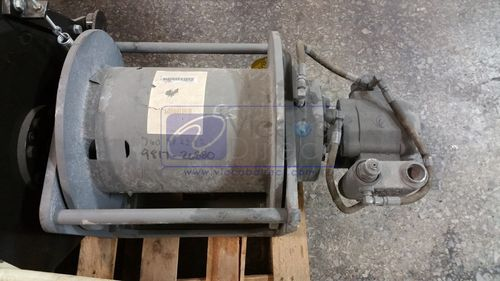 Winch Hoist Tulsa 12K lb. (Remanufactured)