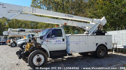 Lift Terex Hi-Ranger 5TC-55 60 ft (Used)