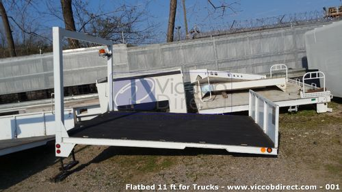 Flatbed 11 ft for Trucks