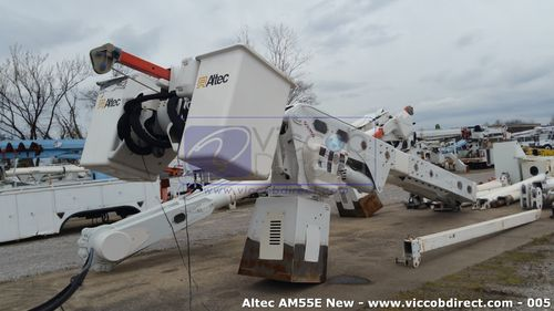 Lift Altec AM55E 61 ft New