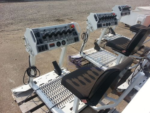 Control Station Seat for Digger Altec