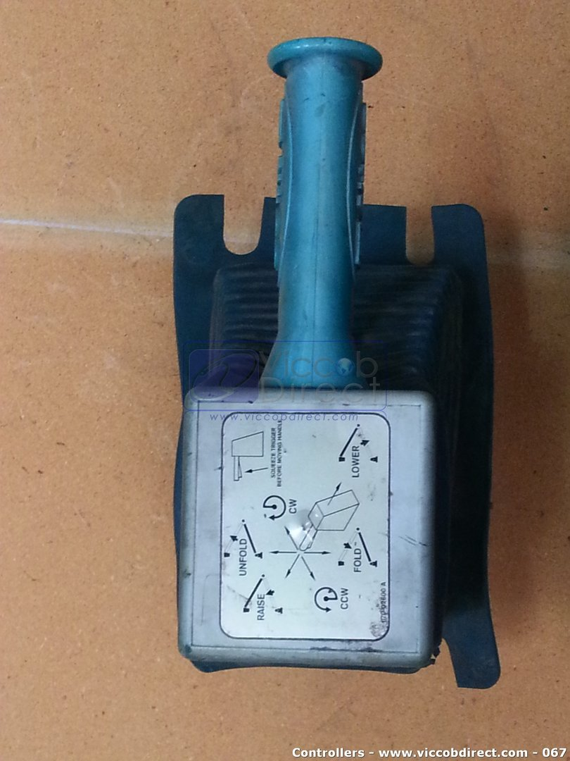 Controlller Bucket Upper Controller Joystick Altec