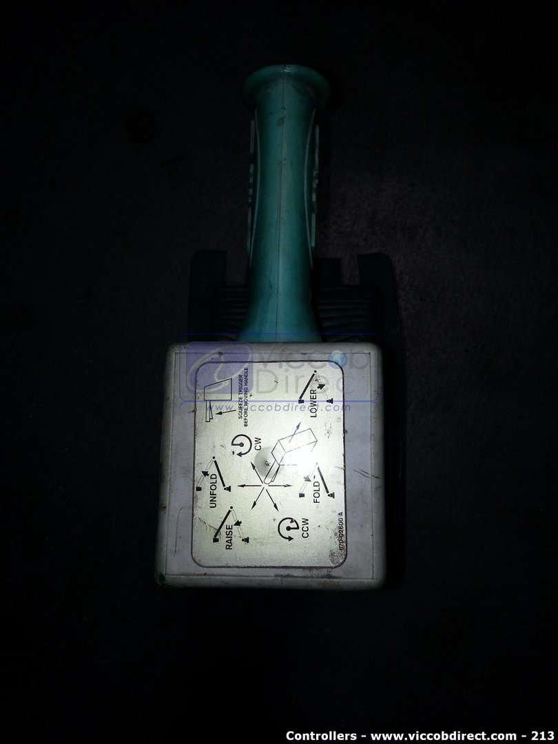 Controller Bucket Lift Upper Joystick Altec Con045u