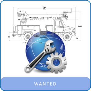 Wanted - Special Requests of Equipment & Parts